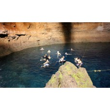 Tour G. Coba and Cenote Tamcach ha & Mayan village $135.00 US. dollars per person