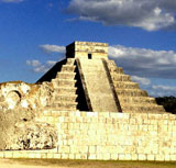 Tour F. Chichen Itza and Cenote Ikkil & Valladolid