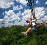 Tour 13. Tulum mayan Ruins & Selvatica Canopy Extreme Zipline