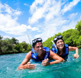 Tour 5. Tulum Mayan Ruins & Xel-Ha Acuatic Ecopark All Inclusive