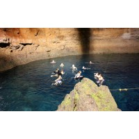 Tour G. Coba and Cenote Tamcach ha & Mayan village $135.00 per one person