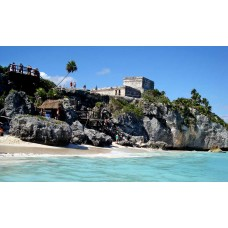 Tulum Ruins & Boat Snorkel $98.00 US. dollars per person