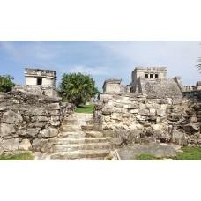 Tour 6. Tulum Ruins & Boat Snorkel $135.00 per one person